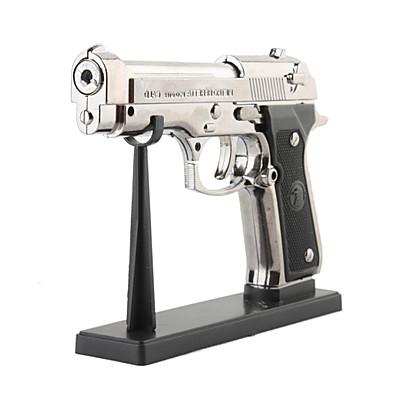 Pistol Bricheta AntiVant tip Beretta 9mm cu suport