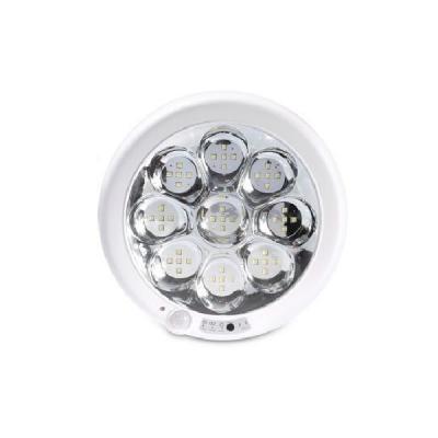 Plafoniera LED cu Senzor 12W 29x29cm Rotunda Tinko TKOSHB60