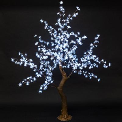 Pomisor Decorativ Luminos IP44 Terasa 480LEDuri Alb Rece 160cm TO
