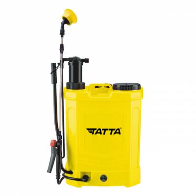 Pompa de Stropit cu Acumulator si Actionare Manuala 20l Tatta TP2018AM