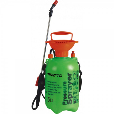 Pompa stropit actionata manual 5L, 2.4 bari Tatta TP502M