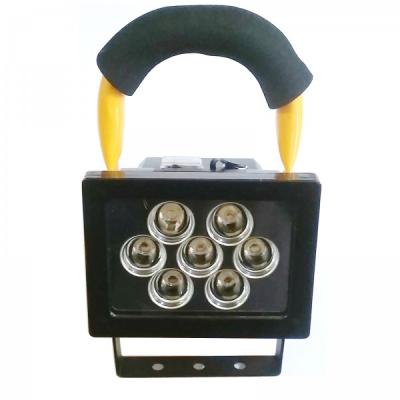 Proiector LED 10W cu Acumulator si 7 LED-uri