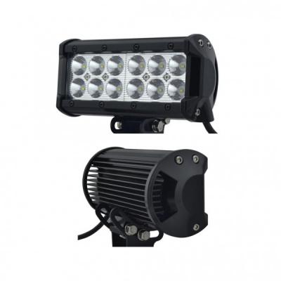 Proiector LED Bar Auto Offroad  12LED 36W 15cm 12V/24V