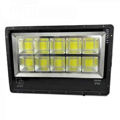 Proiector LEDuri 6500K IP65 220V Full COB LED 10Module 6064 500W