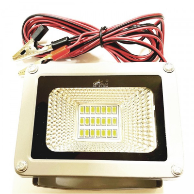 Proiector LEDuri SMD Alb Rece IP66 10W Clesti Auto 12V CC3010