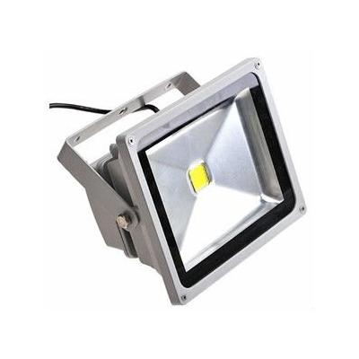 Proiector LED 20W Alb Rece 220V Negru sau Gri