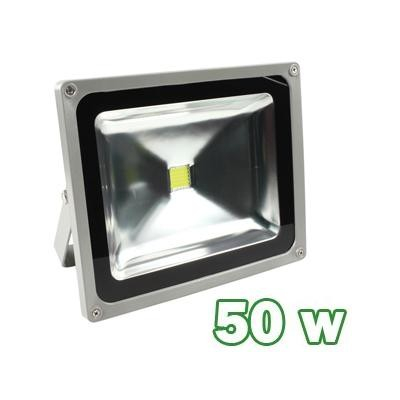 Proiector LED 50W Lumina Alba Rece W&T