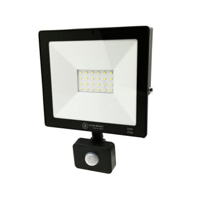 Proiector Multi LED 30W cu Senzor Miscare 6400K IP65 UB60278