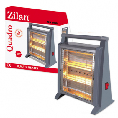 Radiator Electric cu Quartz Zilan Quadro ZLN6096 1800W