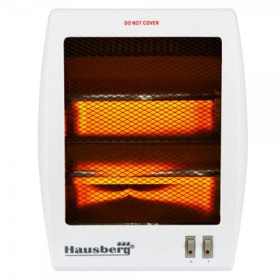 Radiator electric Quartz Hausberg HB8103 800W