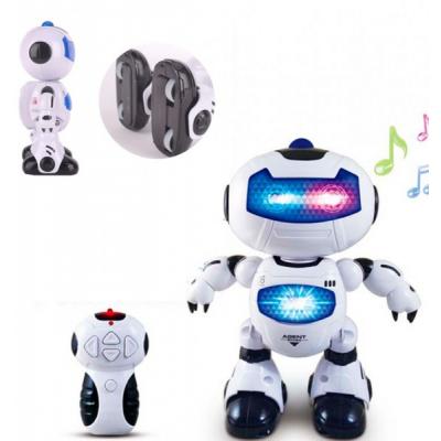 Robot de Jucarie cu Telecomanda Canta si Danseaza Cool Robot HLT0068