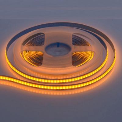 Rola 5m Banda COB LED Flexibila 1260LED 60W IP20 Galben LEDCOB252Y