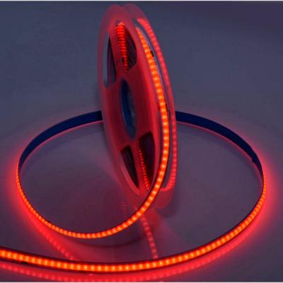 Rola 5m Banda COB LED Flexibila 1260LED 60W IP20 Rosu LEDCOB252R