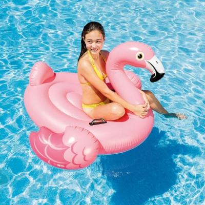 Saltea Piscina Colac Flamingo Intex 57558