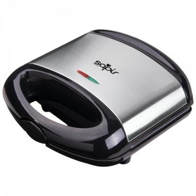 Sandwich Maker Grill Marmorat 700W Sapir SP1442ALM