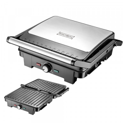 Sandwich Maker Panini Grill 2in1 Royalty Line RL-PME2200.417.1