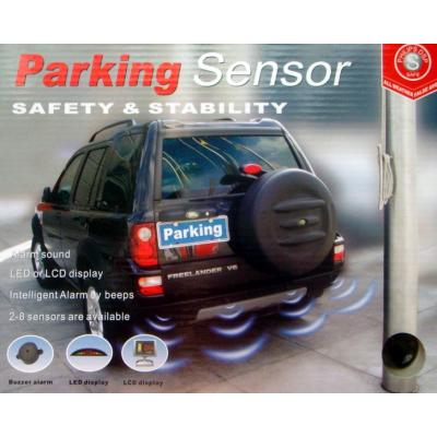 Senzor de parcare auto wireless