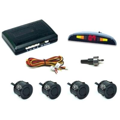 Senzori de Parcare Auto cu Fir, Display LCD