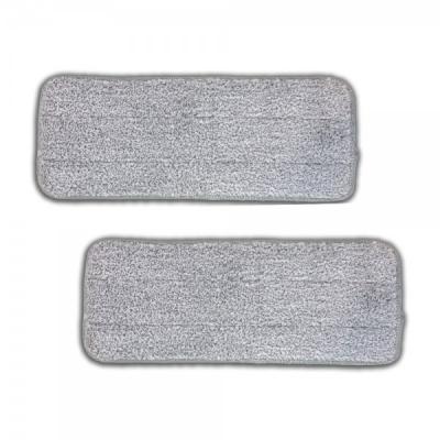 Set 2 Rezerve Lavete din Microfibra pentru Mop Plat MAG201 REZ201