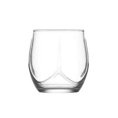 Set 48 Pahare din Sticla pentru Whisky 350ml Lav Aizano 15