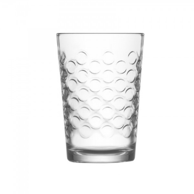 Set 48 Pahare Sticla Apa Suc 205ml Sedef SDF216
