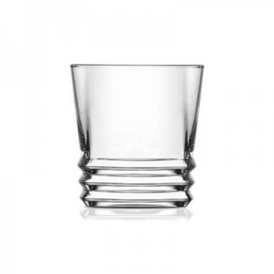 Set 48 Pahare Sticla fara picior  315ml Whisky Elegant 360