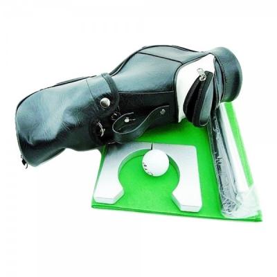 Set Joc Mini Golf cu Geanta de Transport
