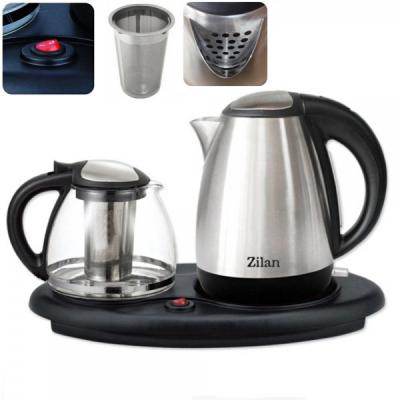 Set fierbator ceai si cafea Zilan ZLN9140