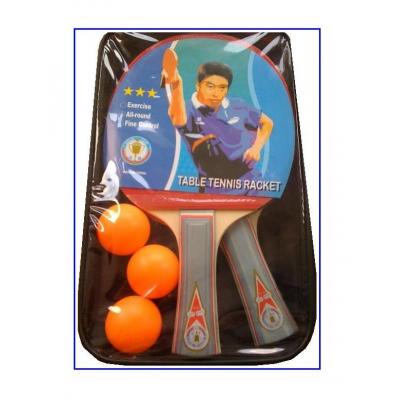 Set tenis de masa ping pong