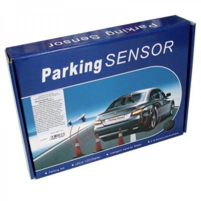 Sistem de Parcare Auto cu 4 Senzori