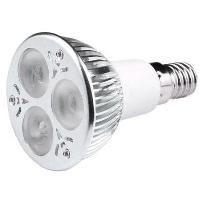 Spot cu 3 LEDuri de 1W soclu E14