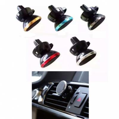 Suport auto magnetic pentru grila ventilatie telefon tableta GPS.