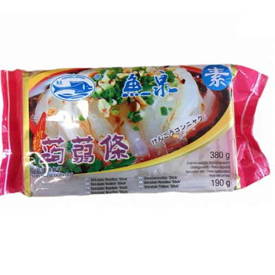 Taitei Lati Konjac Shirataki Noodles Fishwellbrand 190/380g