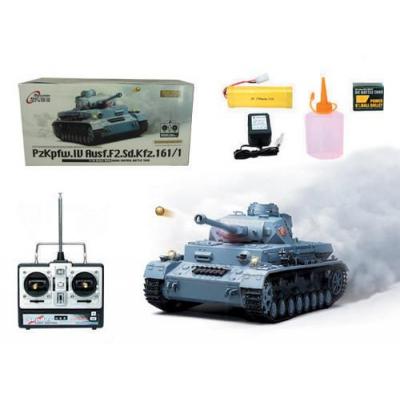 Jucarie Tanc Radiocomandat PanzerKampfWagen IV