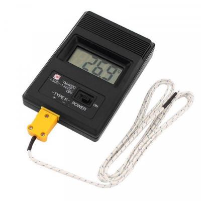 Termometru Digital cu Sonda K Temperatura -50C +1300C TM902C