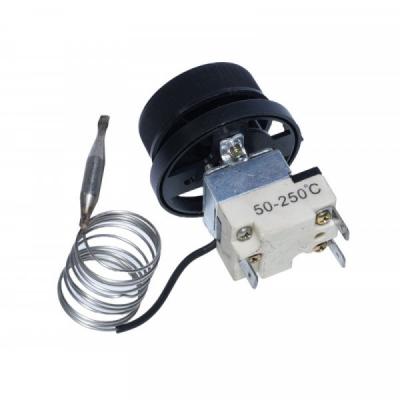 Termostat Reglabil 3 Picioare Sonda Inox 50–250 grade Celsius TRS502503P