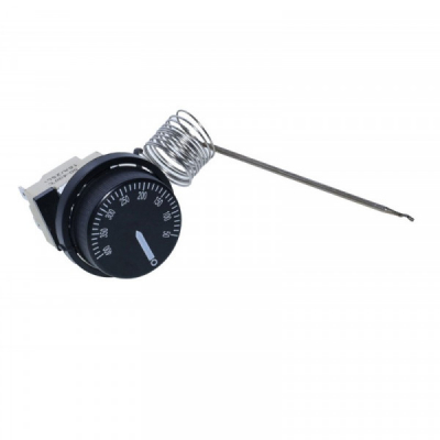 Termostat Reglabil 3 Picioare Sonda Inox 50–400 grade Celsius TRS504003P