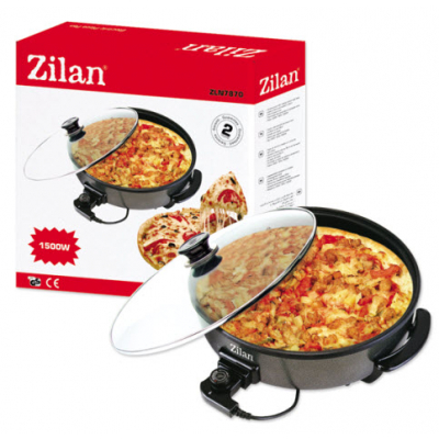 Tigaie Electrica Pentru Pizza Zilan ZLN7870
