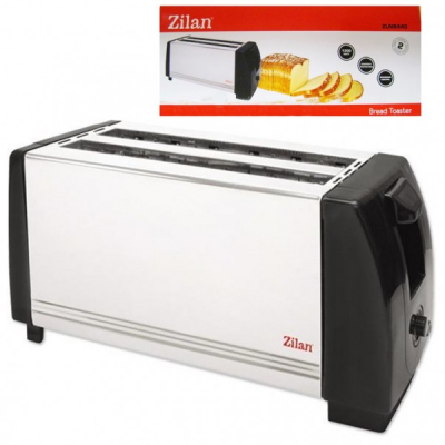 Toaster Prajitor Paine Dublu  1300W Zilan ZLN8440