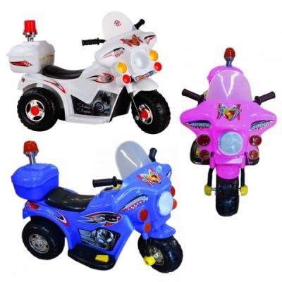 Tricicleta Electrica 6V4Ah pentru Copii Div. Culori MC901
