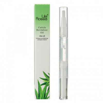 Ulei Cuticule tip Creion cu Pensula Lila Rossa Aloe Vera 2ml UCLRC09