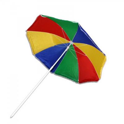 Umbrela de Plaja 180cm cu Tarus Diverse Culori