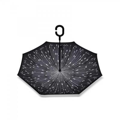 Umbrela Ploaie reversibila 100cm Design Interior Picaturi Ploaie UM001