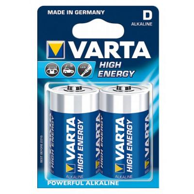 Varta High Energy Baterii D Alcaline LR20