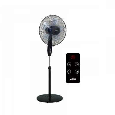 Ventilator de Camera 60W cu Picior, Timer, Telecomanda Zilan ZLN1178