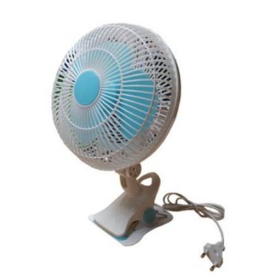 Ventilator Masa 18cm Reglabil Clema 20W Oscilant Reglabil 220V YSJ0118