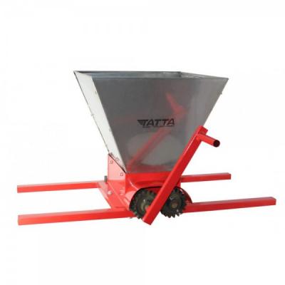 Zdrobitor Struguri Manual Cuva Inox 20l 300Kg/h Tatta TZ1801