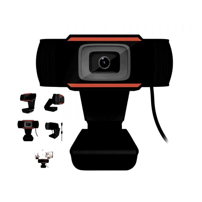 Camera Web cu Microfon Videoconferinte HD 480P USB Plug&Play