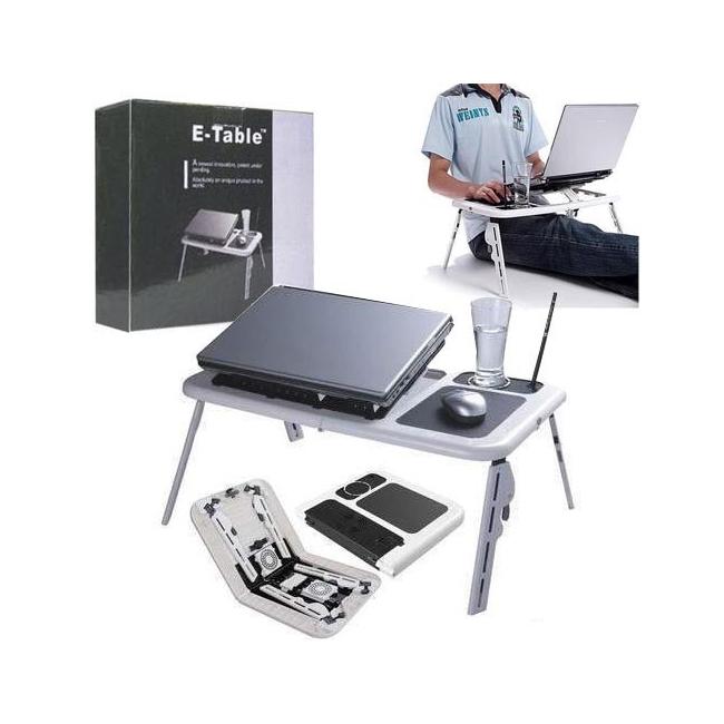 Cooler Laptop masa E-table