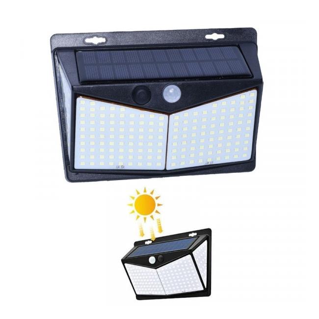 Lampa de Perete Solara 208 LED Senzori FX208LED